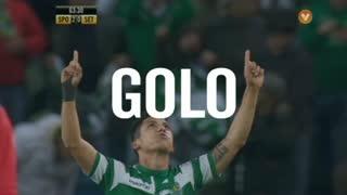 GOLO! Sporting CP, Montero aos 63', Sporting CP 2-0 Vitória FC