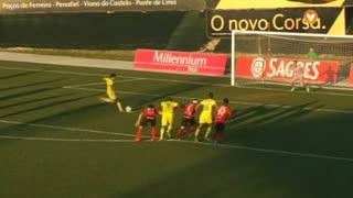 FC P.Ferreira, Jogada, Rodrigo Galo aos 58'