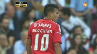 SL Benfica, Jogada, Gaitán aos 25'