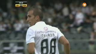 Vitória SC, Jogada, David Caiado aos 29'