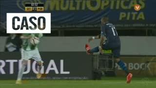 FC Porto, Caso, Hernâni aos 83'