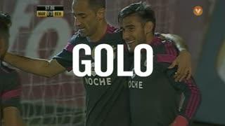 GOLO! SL Benfica, Salvio aos 57', Marítimo M. 0-3 SL Benfica