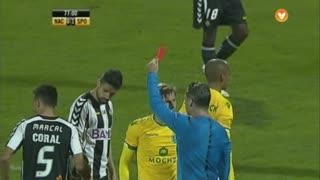 Sporting CP, Jogada, Adrien Silva aos 77'