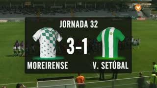 I Liga (32ªJ): Resumo Moreirense FC 3-1 Vitória FC