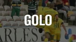 Sporting, Nani aos 11', Gil Vicente 0-2 Sporting