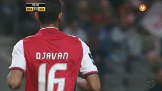SC Braga, Jogada, Djavan aos 1'