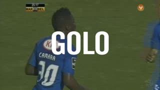 GOLO! Os Belenenses, Camará aos 26', Marítimo M. 0-1 Os Belenenses