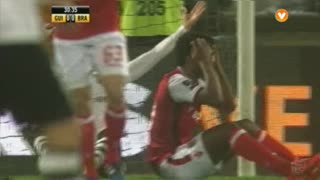 SC Braga, Jogada, Zé Luís aos 31'
