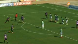 Vitória FC, Jogada, Zequinha aos 24'