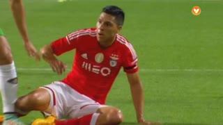 SL Benfica, Jogada, Enzo Pérez aos 17'