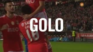 GOLO! SL Benfica, Salvio aos 83', SL Benfica 3-0 Belenenses