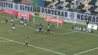 Boavista FC, Jogada, Idris aos 27'