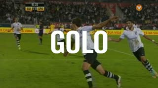 GOLO! Vitória SC, Mauricio (p.b.) aos 41', Vitória SC 2-0 Sporting CP