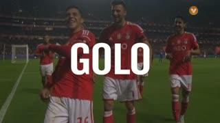 GOLO! SL Benfica, Enzo Pérez aos 69', SL Benfica 2-0 Belenenses