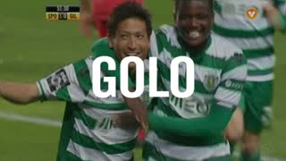 Sporting CP, Tanaka aos 52', Sporting CP 1-0 Gil Vicente FC