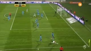 Rio Ave FC, Jogada, Zeegelaar aos 33'
