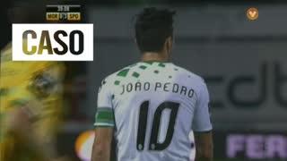 Moreirense FC, Caso, João Pedro aos 39'