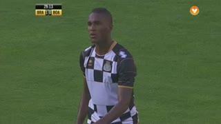 Boavista FC, Jogada, B. Beckeles aos 29'