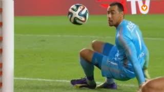 SL Benfica, Jogada, Maxi Pereira aos 9'