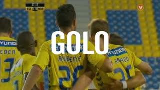 GOLO! Estoril Praia, Rúben Fernandes aos 38', Estoril Praia 1-0 Moreirense FC