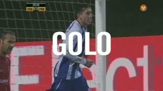 GOLO! FC Porto, Herrera aos 30', FC Penafiel 0-1 FC Porto