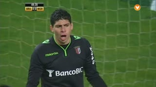 Moreirense FC, Jogada, Ramón Cardozo aos 49'