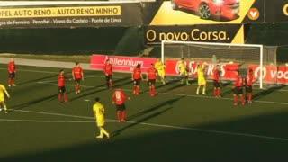 FC P.Ferreira, Jogada, Rúben Pinto aos 48'