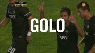 GOLO! A. Académica, Aderlan aos 74', A. Académica 1-1 SC Braga