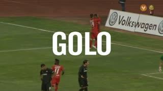 GOLO! FC Penafiel, Quiñones aos 49', A. Académica 0-1 FC Penafiel