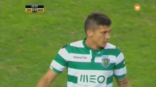 Sporting CP, Jogada, Montero aos 11'