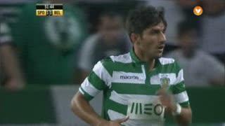 Sporting CP, Jogada, Ricardo Esgaio aos 51'