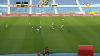 GOLO! Os Belenenses, Sturgeon aos 41', Os Belenenses 1-0 Moreirense FC