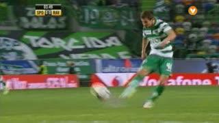 Sporting CP, Jogada, Cédric aos 3'