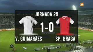 I Liga (29ªJ): Resumo Vitória SC 1-0 SC Braga