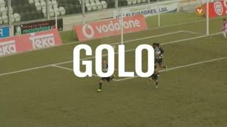 GOLO! Boavista FC, Zé Manuel aos 44', Boavista FC 1-0 FC Arouca