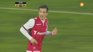 SC Braga, Jogada, Zé Luís aos 39'