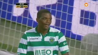 Sporting CP, Jogada, William aos 85'