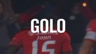 GOLO! SL Benfica, Ola John aos 54', SL Benfica 2-0 Vitória SC