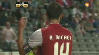 SC Braga, Jogada, Rúben Micael aos 37'