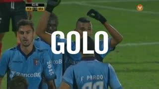 GOLO! SC Braga, Aderllan Santos aos 44', FC Penafiel 1-2 SC Braga