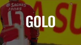 GOLO! SL Benfica, Jonas aos 88', SL Benfica 4-0 FC Arouca