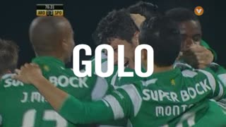 GOLO! Sporting CP, Tobias Figueiredo aos 77', FC Arouca 1-3 Sporting CP