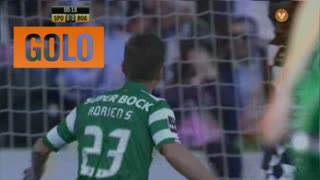 GOLO! Sporting CP, Adrien Silva aos 1', Sporting CP 1-0 Boavista FC