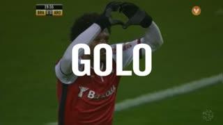 GOLO! SC Braga, Zé Luís aos 20', SC Braga 1-0 FC Arouca
