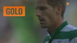 GOLO! Sporting CP, Adrien Silva aos 46', Sporting CP 1-1 SC Braga