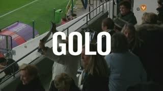GOLO! CD Nacional, Luís Aurélio aos 12', CD Nacional 1-0 Vitória FC