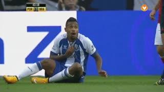 FC Porto, Jogada, Alex Sandro aos 43'