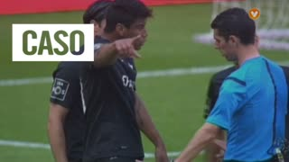 SL Benfica, Caso, Lima aos 18'