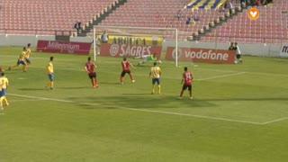 FC Penafiel, Jogada, Braga aos 27'