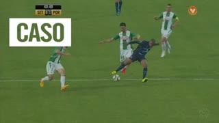 FC Porto, Caso, Brahimi aos 40'